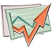 売上増進グラフ